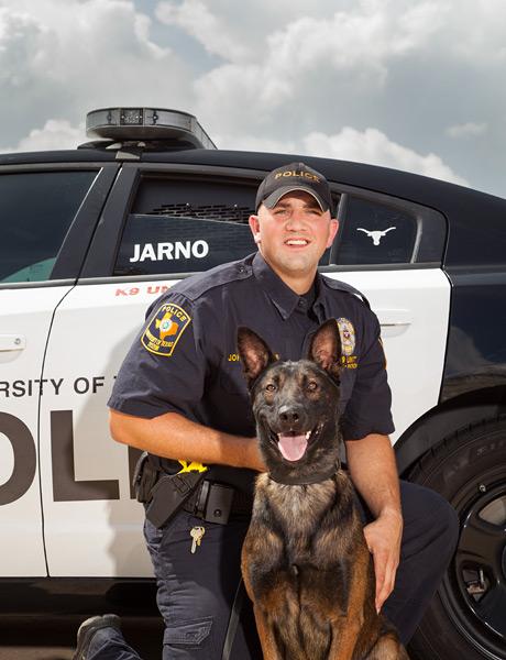 K9 Officer Johanson