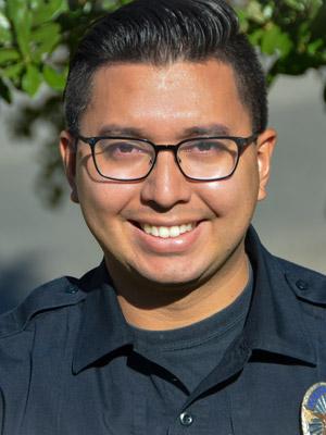 Officer Gabriel Gallegos