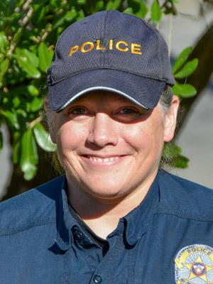 Officer Jeanne Hall