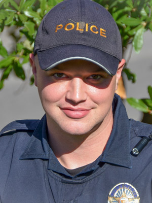 Officer John Tesauro