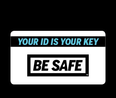 Your ID is Your Key